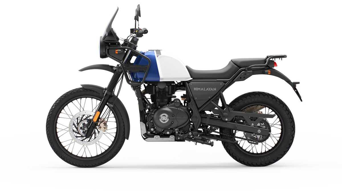 Royal Enfield HIMALAYAN EURO 5 Lake Blue