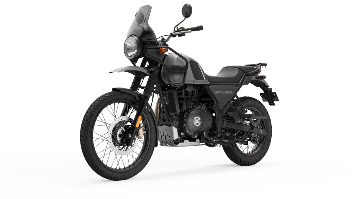 Royal Enfield HIMALAYAN EURO 5 Gravel Gray