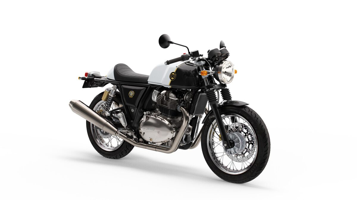 Royal Enfield Continental GT 650 EURO 5 (DUX Delux)