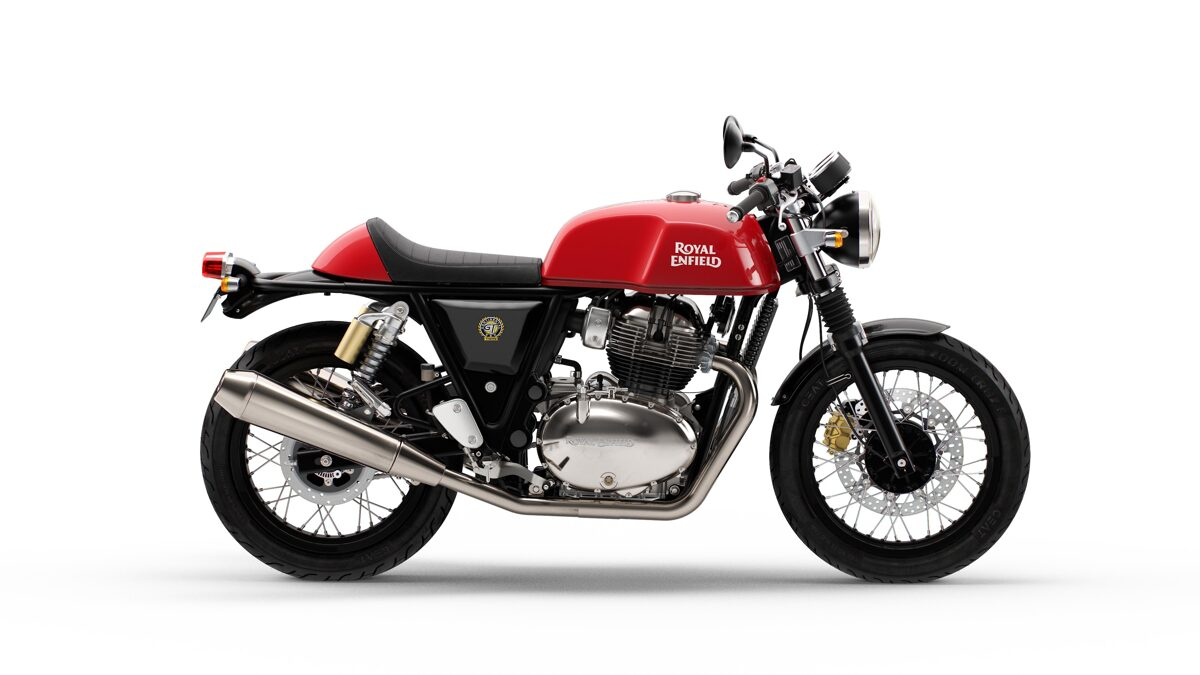 Royal Enfield Continental GT 650 EURO 5 (Rocker Red)