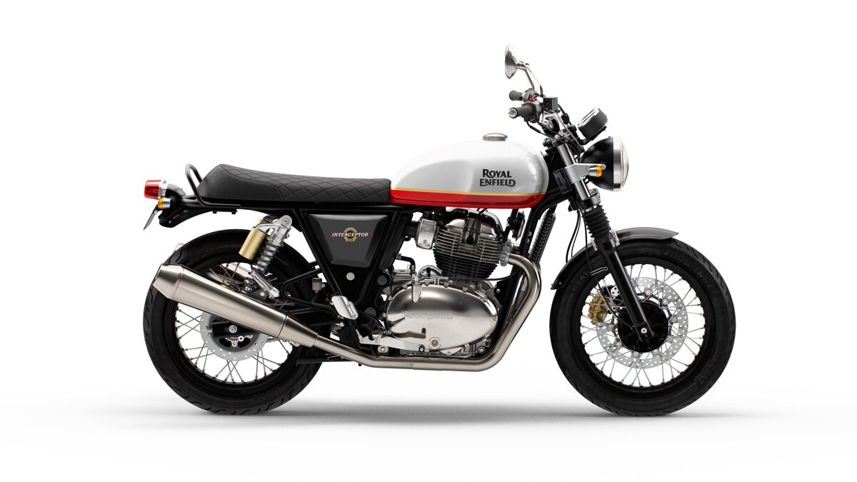 Royal Enfield Interceptor 650 EURO 5 (Baker Express)
