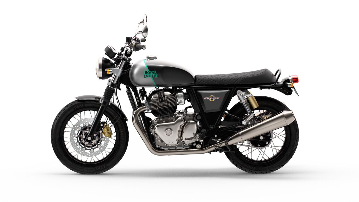 Royal Enfield Interceptor 650 EURO 5 (Downtown Drag)